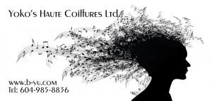 Yoko's Haute Coiffure logo
