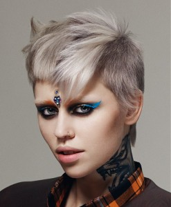 Sassoon-Short-Grey-straight-hairstyles