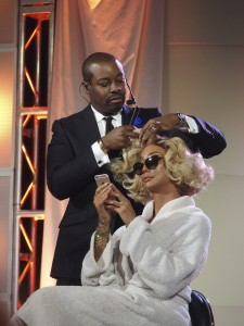 Ted Gibson- Celebrity hairdresser with a salon in NYC. He is the host of TV show, What Not To Wear.