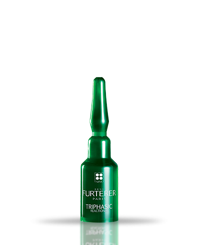 TRIPHASIC reactionary hair loss serum (3 month supply)