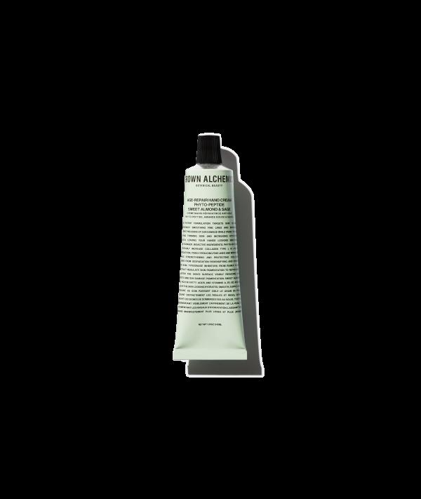 GROWN ALCHEMIST Age-Repair Hand Cream (Phyto-Peptide, Sweet Almond, Sage)