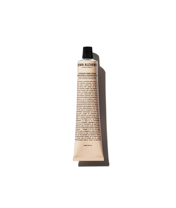 GROWN ALCHEMIST Intensive Hand Cream with Persian Rose, Argan Extract